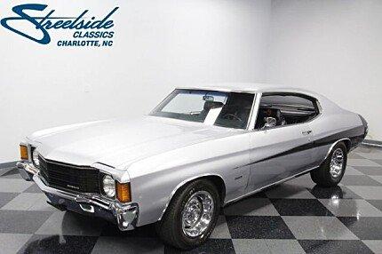 1972 Chevrolet Malibu for sale 100955884