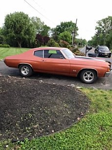 1972 Chevrolet Malibu for sale 100987292
