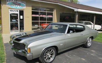1972 Chevrolet Malibu for sale 100990396
