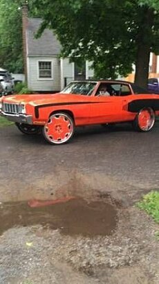 1972 Chevrolet Monte Carlo for sale 100841296