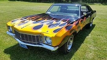 1972 Chevrolet Monte Carlo for sale 100886929