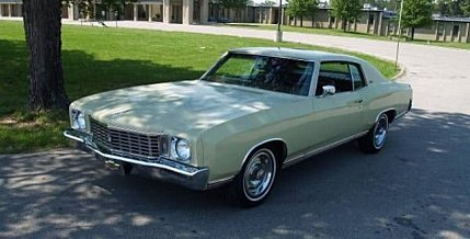 1972 Chevrolet Monte Carlo for sale 100826455