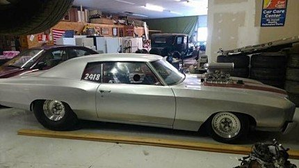 1972 Chevrolet Monte Carlo for sale 100830480