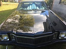 1972 Chevrolet Monte Carlo for sale 100830482