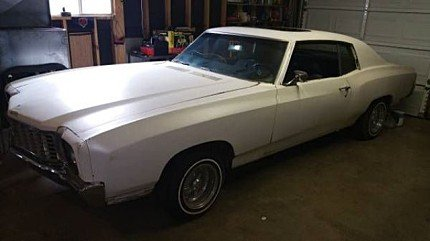1972 Chevrolet Monte Carlo for sale 100865779