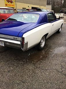 1972 Chevrolet Monte Carlo for sale 100870944