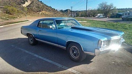 1972 Chevrolet Monte Carlo for sale 100874325