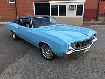 1972 Chevrolet Monte Carlo for sale 100889177