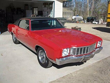 1972 Chevrolet Monte Carlo for sale 100908202