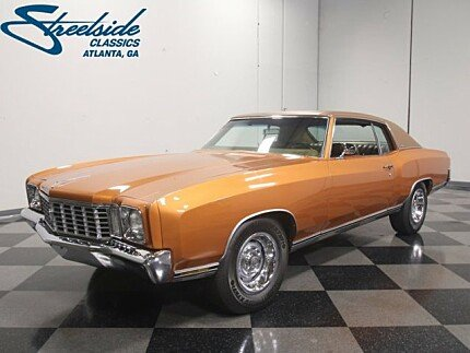 1972 Chevrolet Monte Carlo for sale 100945765