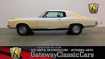 1972 Chevrolet Monte Carlo for sale 100967925