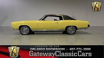 1972 Chevrolet Monte Carlo for sale 100969177