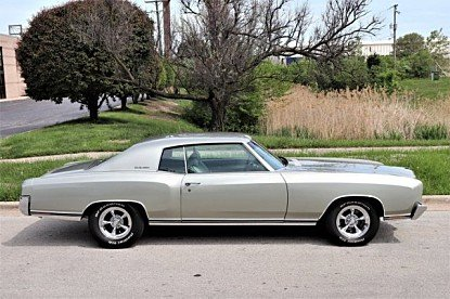 1972 Chevrolet Monte Carlo for sale 100988132