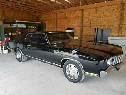 1972 Chevrolet Monte Carlo for sale 100991492