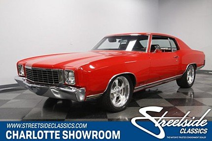 1972 Chevrolet Monte Carlo for sale 100994213