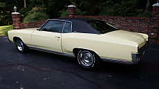 1972 Chevrolet Monte Carlo for sale 101016480