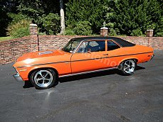 1972 Chevrolet Nova for sale 100726797
