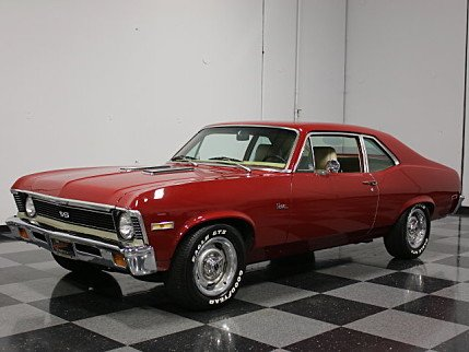 1972 Chevrolet Nova for sale 100760356