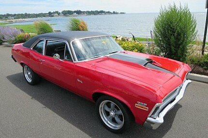 1972 Chevrolet Nova for sale 100778717
