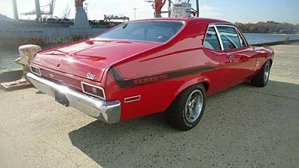 1972 Chevrolet Nova for sale 100821178