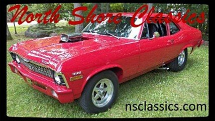 1972 Chevrolet Nova for sale 100840711