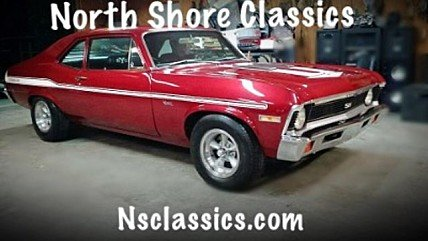 1972 Chevrolet Nova for sale 100849936