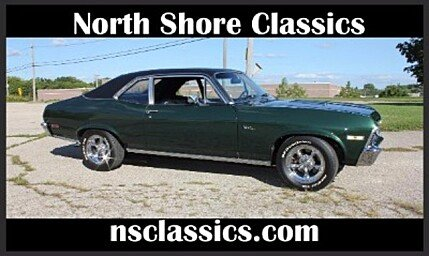 1972 Chevrolet Nova for sale 100859834