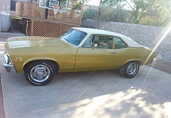 1972 Chevrolet Nova for sale 100795049