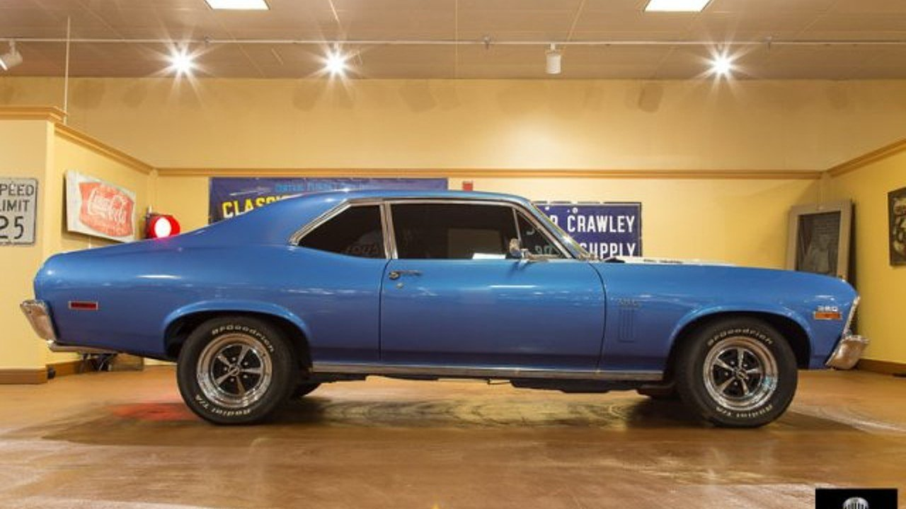 1972 Chevrolet Nova for sale 100890691