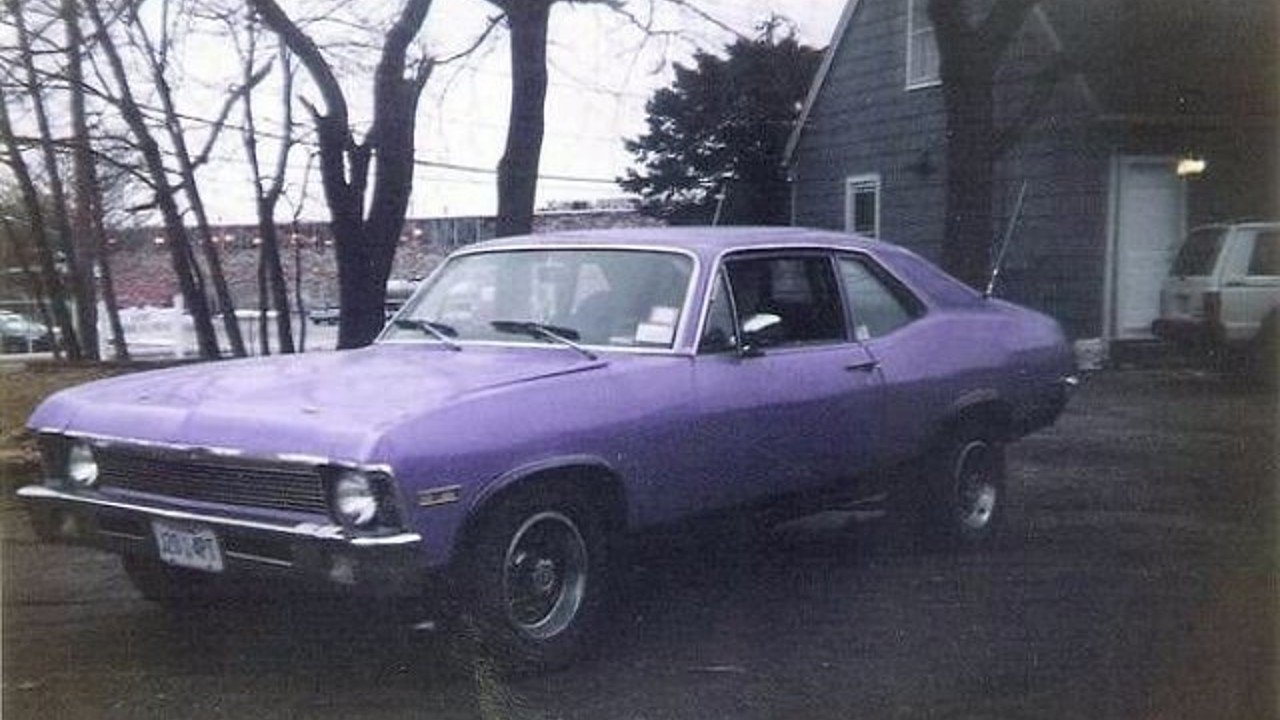 1972 Chevrolet Nova for sale 100909298