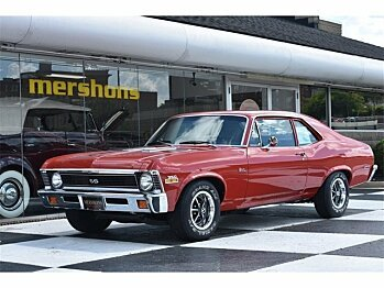 1972 Chevrolet Nova for sale 101027267