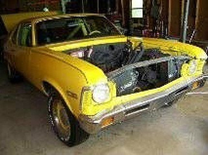 1972 Chevrolet Nova for sale 100826171