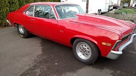 1972 Chevrolet Nova for sale 100826503