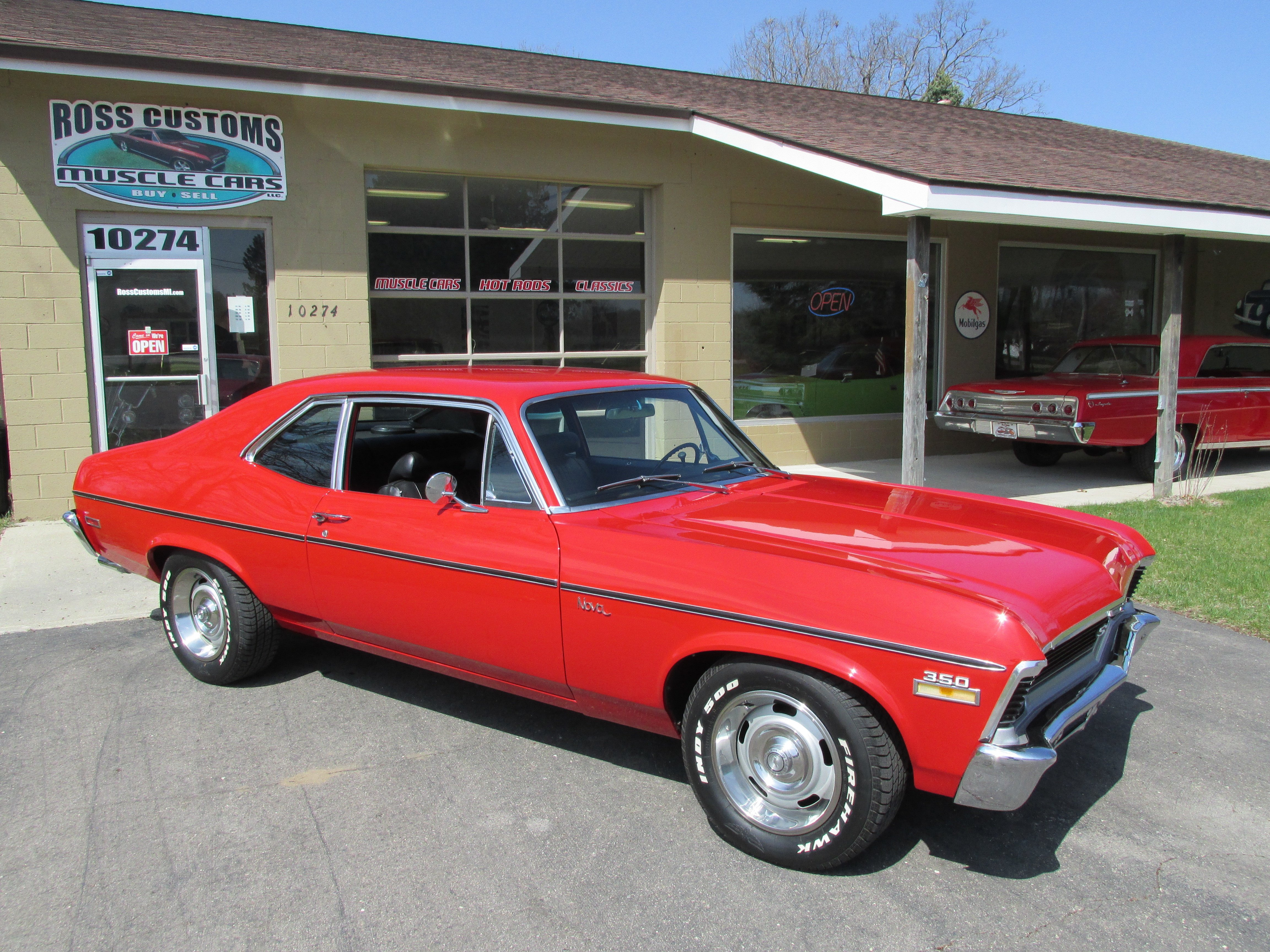 classic muscle car list user manuals