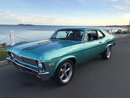 1972 Chevrolet Nova for sale 100863795