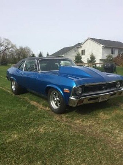 1972 Chevrolet Nova for sale 100868666