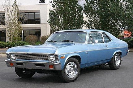 1972 Chevrolet Nova for sale 100872350