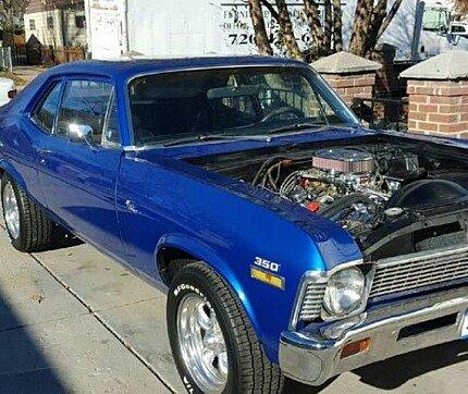 1972 Chevrolet Nova for sale 100874328