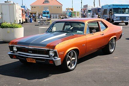 1972 Chevrolet Nova for sale 100876992
