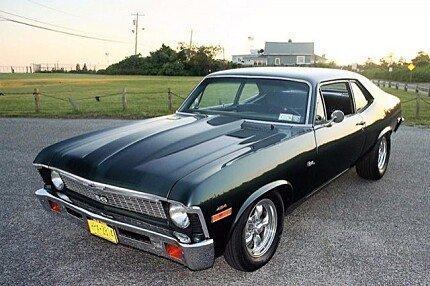 1972 Chevrolet Nova for sale 100880020