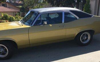 1972 Chevrolet Nova Coupe for sale 100882485