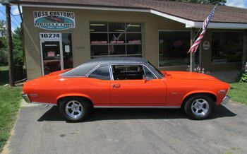 1972 Chevrolet Nova for sale 100891009