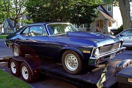 1972 Chevrolet Nova for sale 100895497