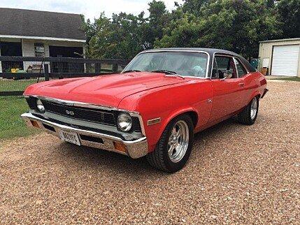 1972 Chevrolet Nova for sale 100904725