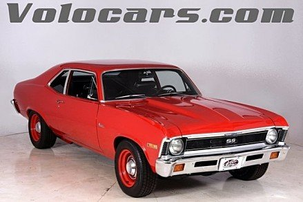 1972 Chevrolet Nova for sale 100905479