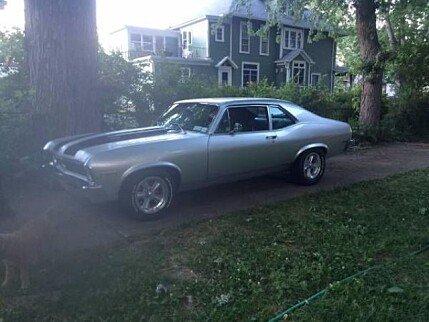 1972 Chevrolet Nova for sale 100906540