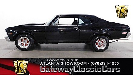 1972 Chevrolet Nova for sale 100921012