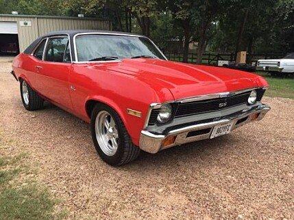 1972 Chevrolet Nova for sale 100931613