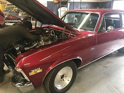 1972 Chevrolet Nova for sale 100943112