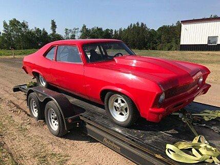 1972 Chevrolet Nova for sale 100951159